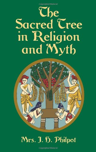 9780486436128: The Sacred Tree in Religion and Myth