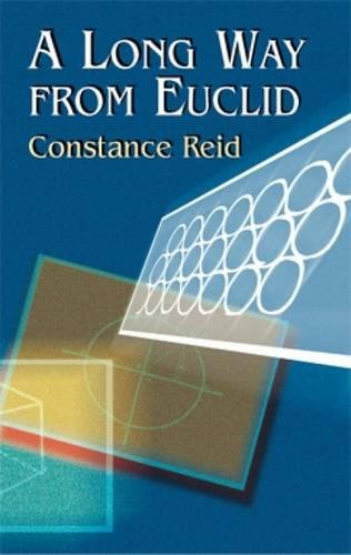 9780486436135: A Long Way from Euclid (Dover Books on Mathematics)