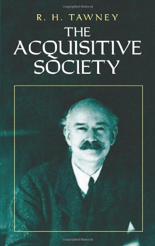 9780486436296: The Acquisitive Society