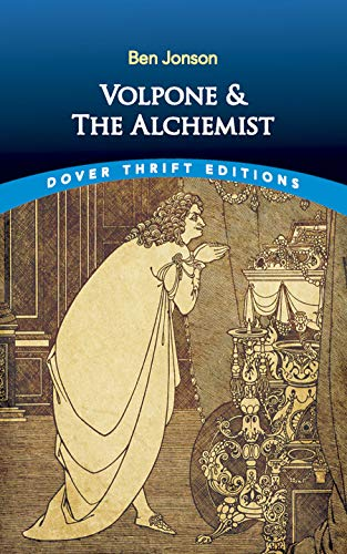 9780486436302: Volpone and the Alchemist (Dover Thrift Editions)