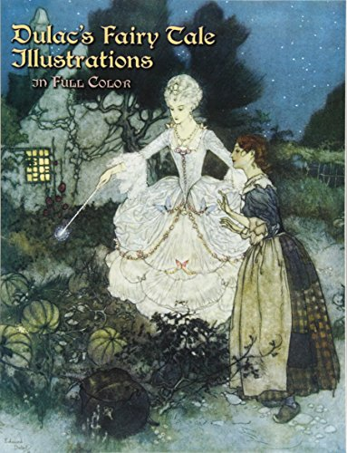 9780486436692: Dulac's Fairy Tale Illustrations in Full Color (Dover Fine Art, History of Art)