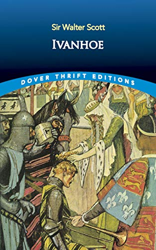 9780486436777: Ivanhoe (Dover Thrift Editions)