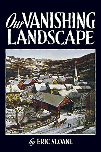 9780486436784: Our Vanishing Landscape (Dover Books on Americana)