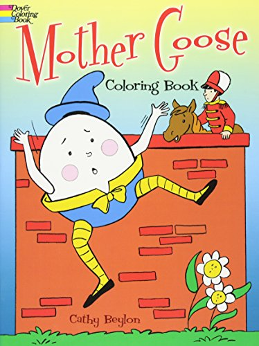 9780486436968: Mother Goose Coloring Book (Dover Classic Stories Coloring Book)