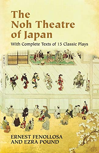 9780486436999: The Noh Theatre of Japan