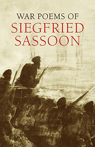 9780486437156: War Poems of Siegfried Sassoon (Dover Books on Literature & Drama)