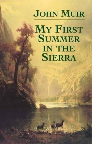 9780486437354: My First Summer in the Sierra (Dover Books on Americana)