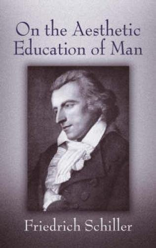 9780486437392: On the Aesthetic Education of Man (Dover Books on Western Philosophy)
