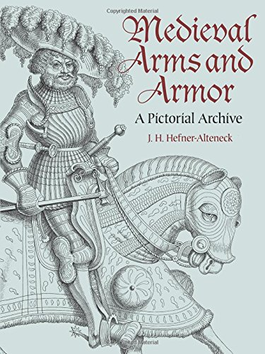 9780486437408: Medieval Arms and Armor: A Pictorial Archive (Dover Pictorial Archive)