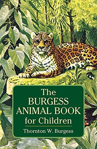 9780486437453: The Burgess Animal Book for Children (Dover Children's Classics)
