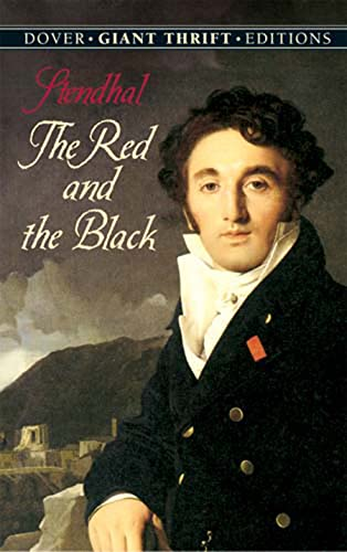 9780486437903: The Red and the Black (Dover Thrift Editions)