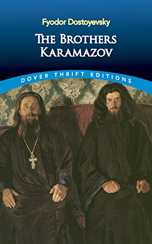 9780486437910: The Brothers Karamazov (Dover Thrift Editions)