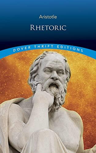 9780486437934: Rhetoric (Dover Thrift Editions)