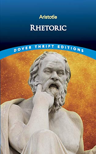 9780486437934: Rhetoric (Dover Thrift Editions)