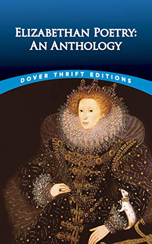 9780486437941: Elizabethan Poetry: An Anthology (Dover Thrift Editions)