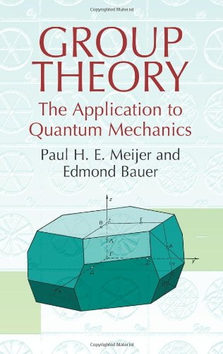 Group Theory: The Application to Quantum Mechanics.