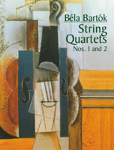 9780486437996: String Quartets Nos. 1 and 2 (Dover Chamber Music Scores)