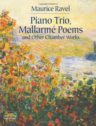 9780486438078: Piano Trio, Mallarmé Poems and Other Chamber Works (Dover Chamber Music Scores)