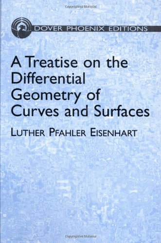 9780486438207: A Treatise on the Differential Geometry of Curves and Surfaces (Dover Books on Mathematics)