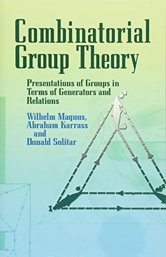 Combinatorial Group Theory: Presentations of Groups in: Magnus, Wilhelm; Karrass,