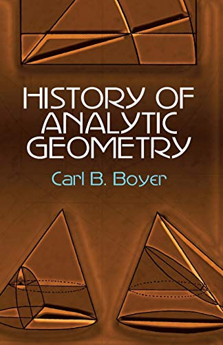 9780486438320: History of Analytic Geometry (Dover Books on Mathematics)
