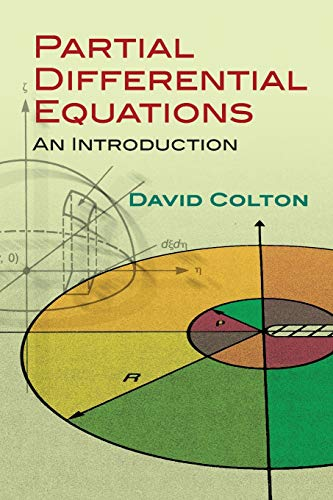 9780486438344: Partial Differential Equations: An Introduction (Dover Books on Mathematics)