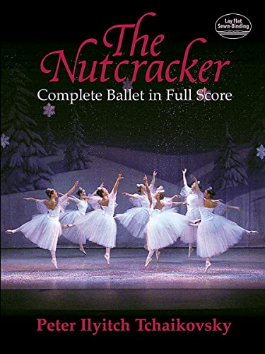 9780486438368: The Nutcracker: Complete Ballet in Full Score (Dover Music Scores)