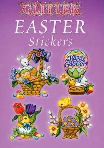 Glitter Easter Stickers (Novelty): Nina Barbarest