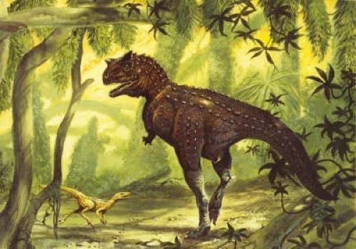 9780486438573: Dinosaur Sticker Picture Puzzle (Dover Little Activity Books)