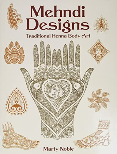 9780486438603: Mehndi Designs: Traditional Henna Body Art (Dover Pictorial Archive)