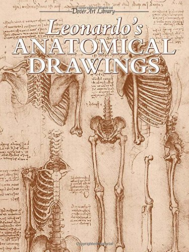 9780486438627: Leonardo's Anatomical Drawings