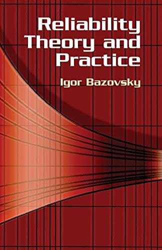 9780486438672: Reliability Theory and Practice (Dover Civil and Mechanical Engineering)