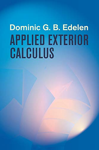 9780486438719: Applied Exterior Calculus (Dover Books on Mathematics)