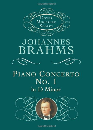 9780486439105: Piano Concerto No. 1 in D Minor, Op. 15 (Dover Miniature Scores)