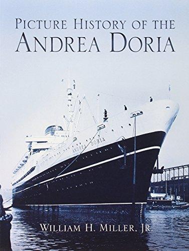9780486439280: Picture History of the Andrea Doria (Dover Maritime)