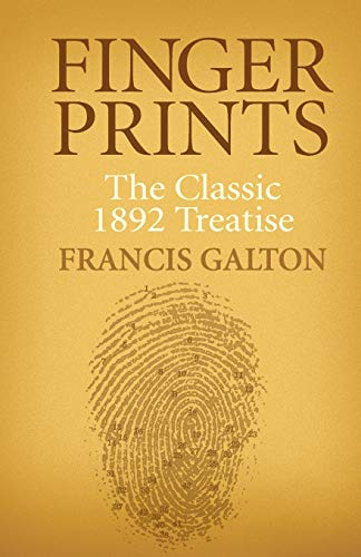 9780486439303: Finger Prints: The Classic 1892 Treatise (Dover Books on Biology)