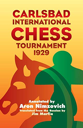 9780486439426: Carlsbad Int Chess Tourn 1929 (Dover Chess)