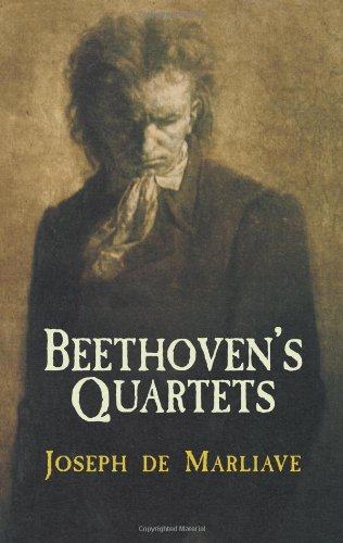 9780486439655: Beethoven's Quartets (Dover Books on Music)