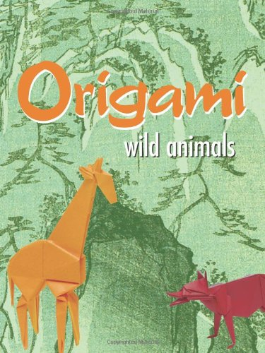 9780486439709: Origami: Wild Animals