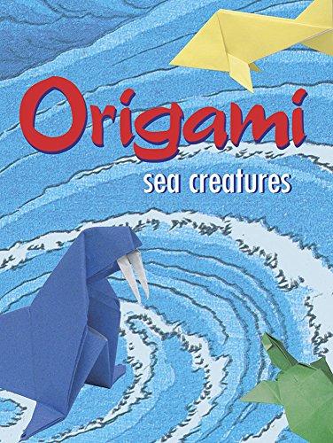 9780486439716: Sea Creatures Origami