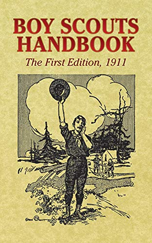 9780486439914: Boy Scouts Handbook: The First Edition, 1911 (Dover Books on Americana)