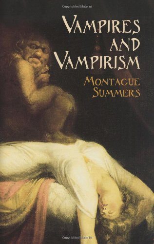 9780486439969: Vampires and Vampirism (Dover Occult)