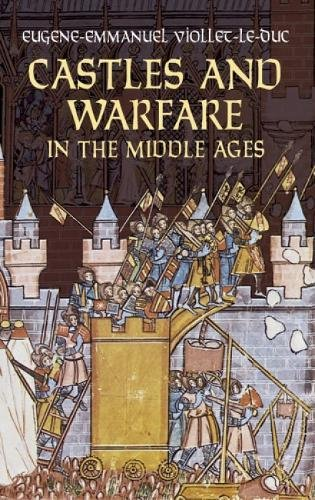 9780486440200: Castles And Warfare In The Middle Ages
