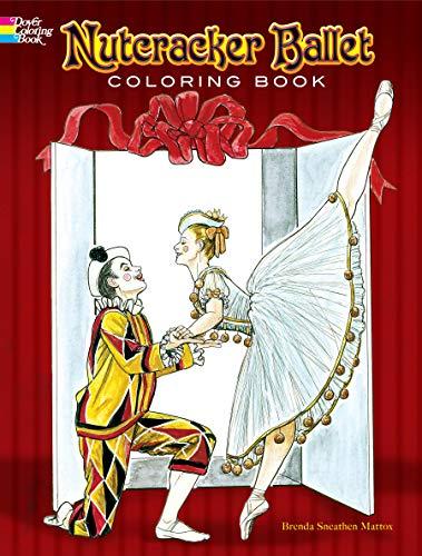9780486440224: Nutcracker Ballet Coloring Book (Dover Holiday Coloring Book)