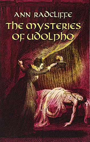 9780486440330: The Mysteries of Udolpho (Dover Giant Thrift Editions)