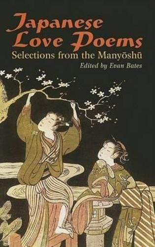 9780486440415: Japanese Love Poems: Selections from the Manyoshu