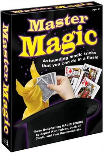 9780486440651: Master Magic: Astounding Magic Tricks That You Can Do in a Flash