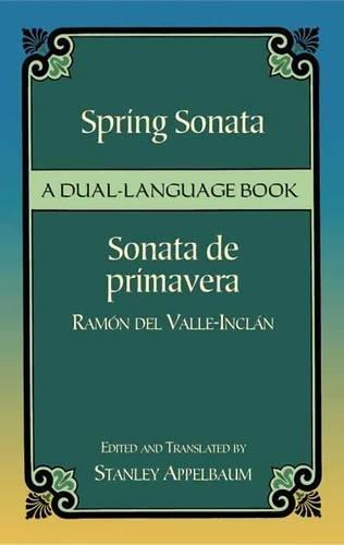 9780486440712: Spring Sonata / Sonata de primavera: A Dual-Language Book