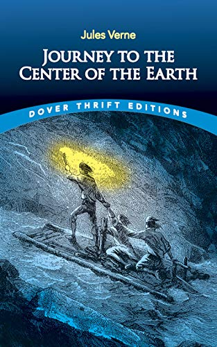 9780486440880: Journey to the Center of the Earth (Dover Thrift Editions)