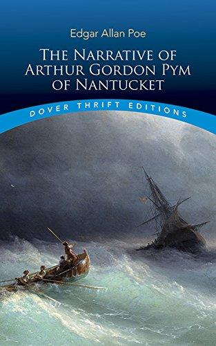 9780486440934: The Narrative of Arthur Gordon Pym of Nantucket (Dover Thrift Editions)